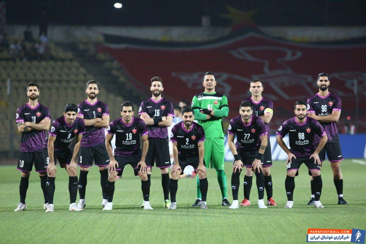 پرسپولیس امیدوار است در مرحله بعدی لیگ قهرمانان آسیا به مصاف تیم الوحده امارات برود