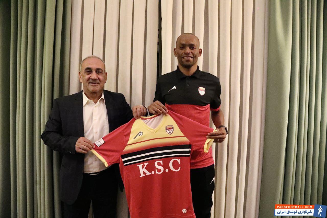 قرارداد لوسیانو پریرا رسما با فولاد خوزستان تمدید شد