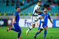 آذربایجان 0 - 3 پرتغال ؛ شکست برابر پرتغال با 2 ایرانی؛ حجت حق وردی و علی قربانی برای آذربایجان بازی کردند