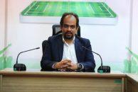حسین شریفی : اینفانتینو مسیر فدراسیون فوتبال را حرفهای و خوب قلمداد کرد