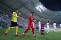 تماشاگر ویژه بازی ایران و عراق در قطر