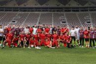 به نقل از رسانه رسمی باشگاه تراکتور ، اردوی یک هفتهای تراکتور روز گذشته (شنبه - 17 مهر ماه) پایان یافت و اعضای این تیم راهی تبریز شدند.