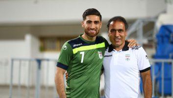 علیرضا جهانبخش از همان روزهای اول کوچ به اروپا و فوتبال هلند از مهدی مهدویکیا مشورت می گرفت و هنوز هم این دو رابطه صمیمانهای دارند.