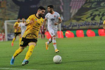 سپاهان در هفته اول لیگ برتر مقابل مس رفسنجان دو بر صفر پیروز شد