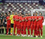 تیم ملی ایران با یک پله صعود در رده بیست و یکم جهان قرار گرفت