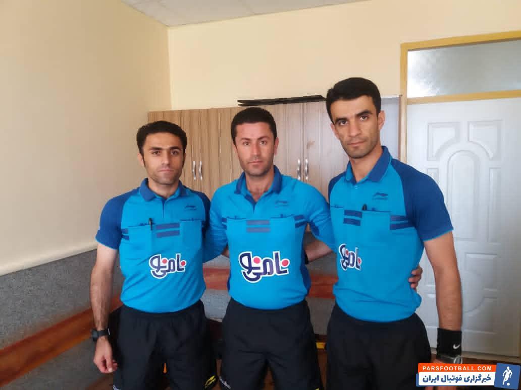 کوبل داوری استان خوزستان در هفته اول لیگ یک به قضاوت خواهند پرداخت